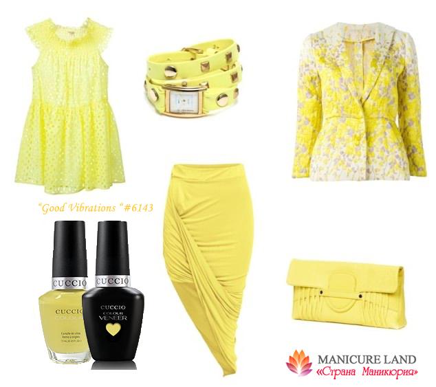Гель-лак и лак для ногтей оттенка крем-брюле, модные цвета весна-лето 2016
