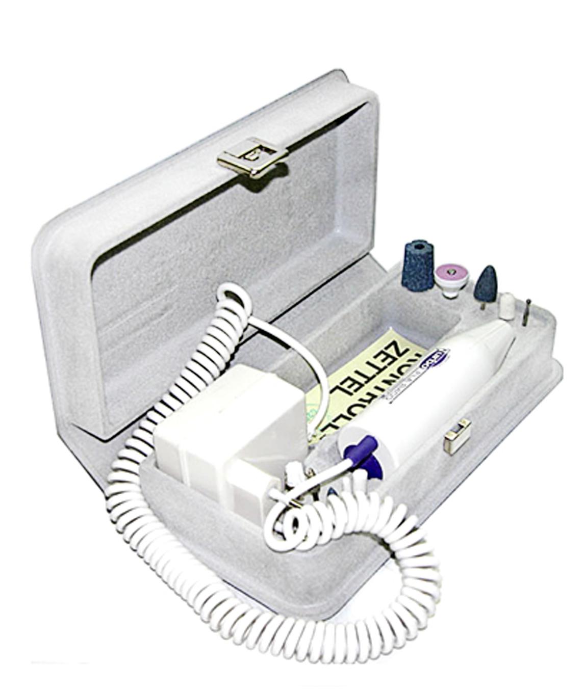 Фото: Фрезер для маникюра и педикюра с комплектом насадок Turbo File 2400